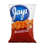 Jay's Barbecue Flavored Potato Chips, 10 Oz