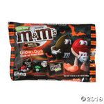 M&Ms - Snack Size Glow in the Dark 35 pack