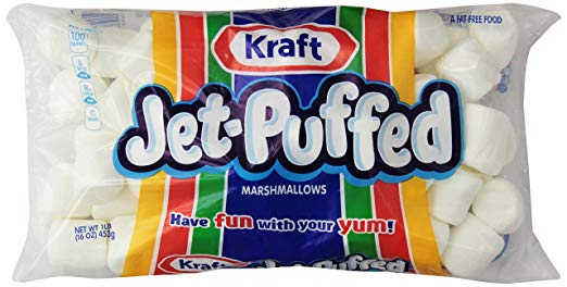 Kraft Jet Puffed Marshmallows 16oz