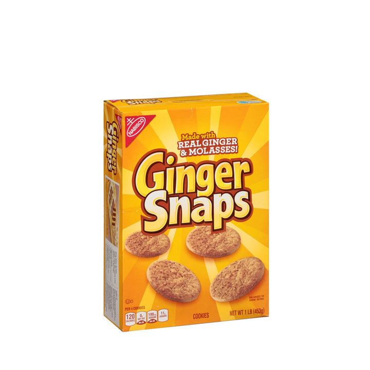 Nabisco Ginger Snaps
