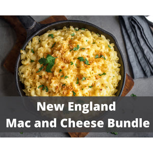 New England Mac and Cheese Bundle
