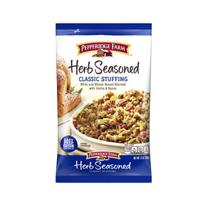 Pepperidge Farm Herb Seasoned - Classic Stuffing