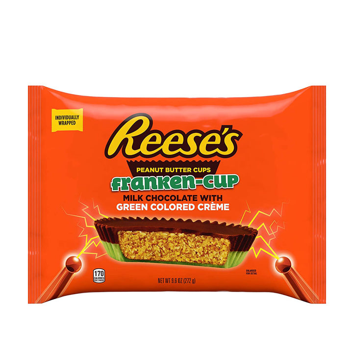 Reese's Halloween Frankencup - Snack Size