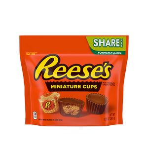 Reese's Miniature Peanut Butter Cups - Share Pack