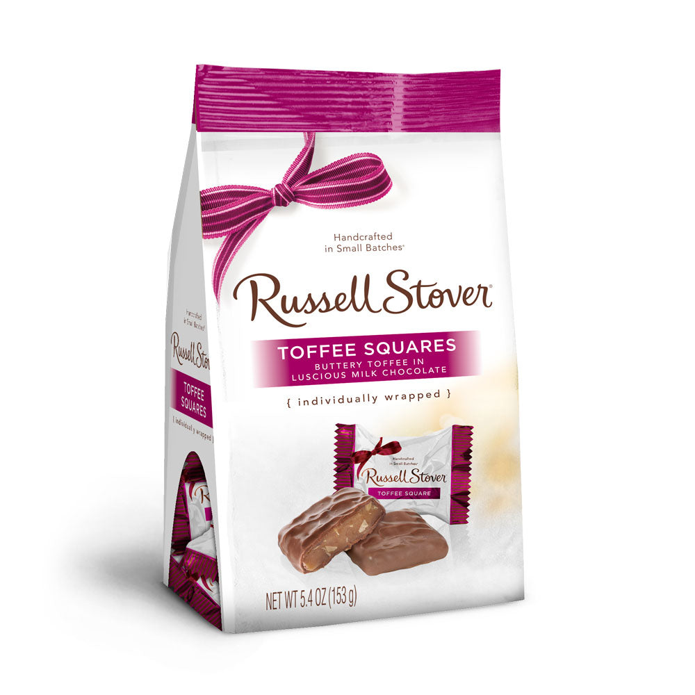 Russell Stover's Toffee Squares