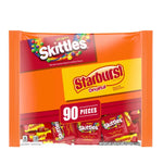 Starburst and Skittles - Fun Size Pack