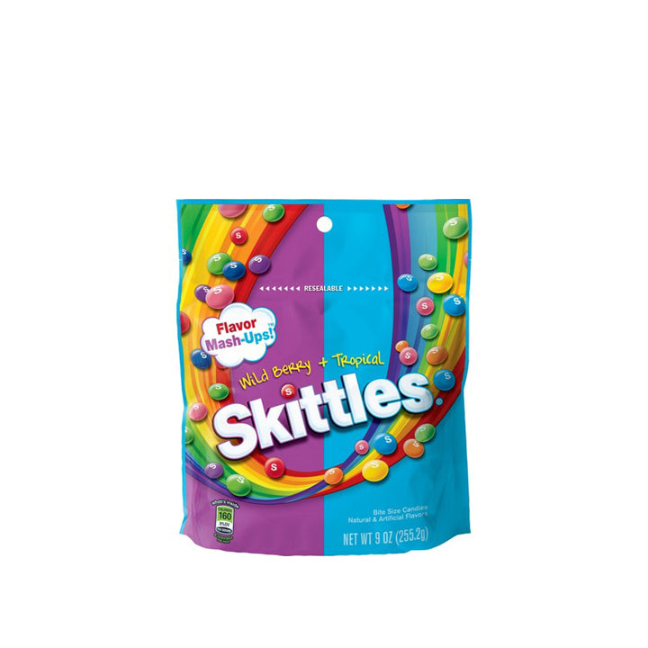 Skittles - Wild Berry and Tropical Mash Up