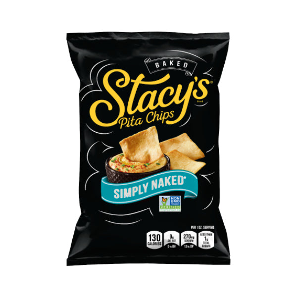 Stacy's Pita Chips - Simply Naked 7.33oz