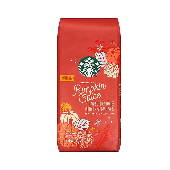 Starbucks Ground Coffee - Pumpkin Spice