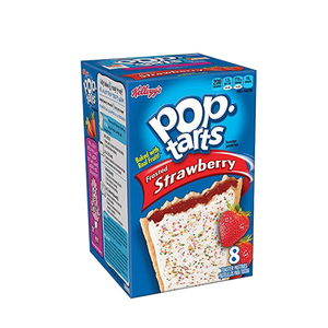 Kellogg's Pop-Tarts - Frosted Strawberry Pastries 8-pack