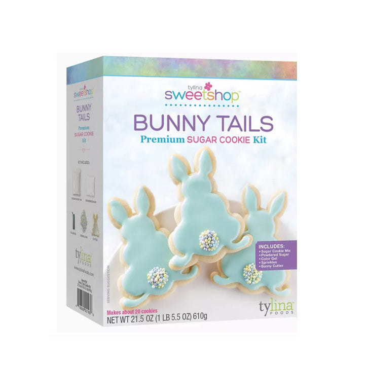 Tylina Sweetshop Bunny Tail Cookies Mix