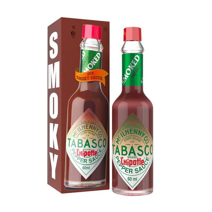 Tabasco Hot Sauce - Chipotle