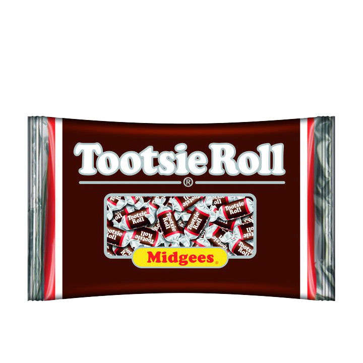 Tootsie Roll Midgees Candy