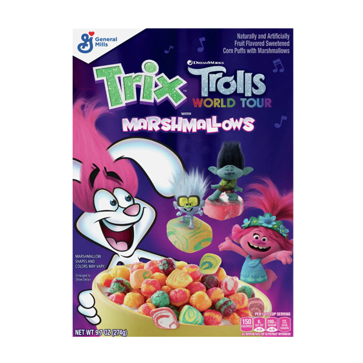 Trix Marshmallows Cereal