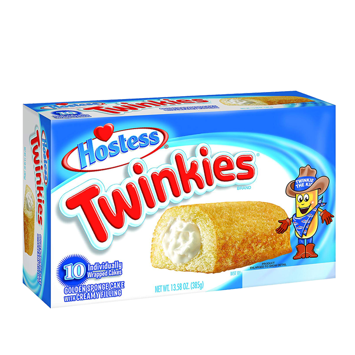 hostess twinkies 10 pack