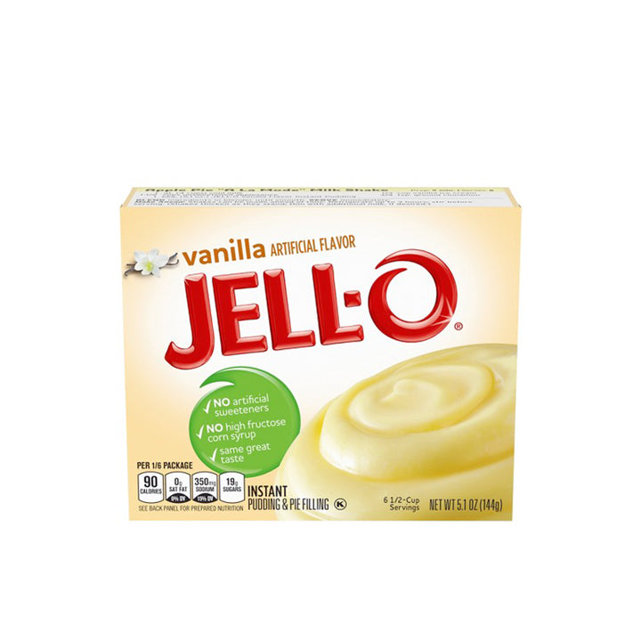 Jell-O Instant Vanilla Pudding & Pie Filling