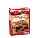 Betty Crocker Peanut Butter Cookie Brownie