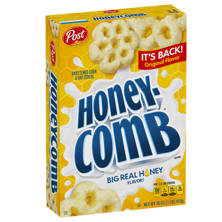 HoneyComb Original Breakfast Cereal