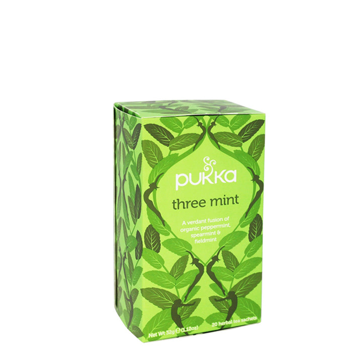 Pukka Tea - Three Mint