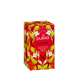 Pukka Tea - Revitalise