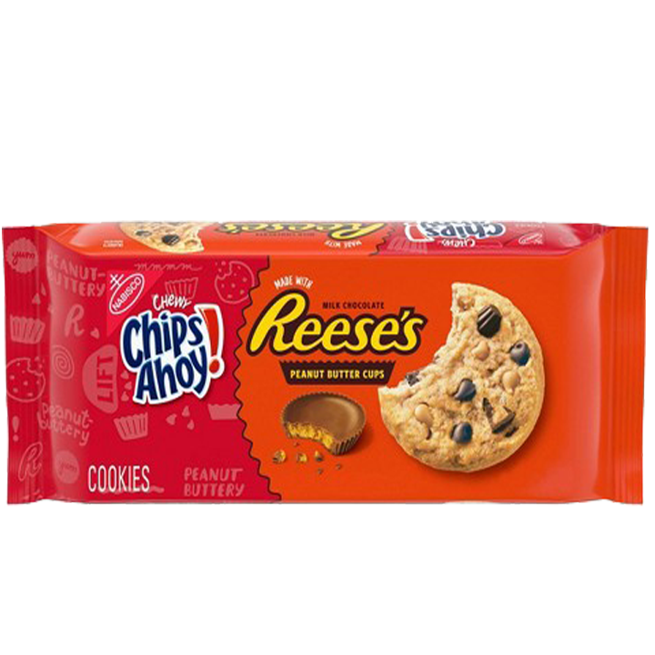 Chips Ahoy! - Chewy Cookie with Reese's