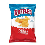 Ruffles Chips - Cheddar And Sour Cream