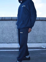Load image into Gallery viewer, THE COME UP FULL TRACKSUIT NAVY
