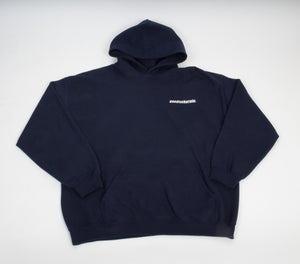 THE COME UP PULLOVER NAVY