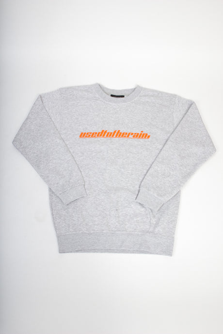ENERGY CREWNECK GREY