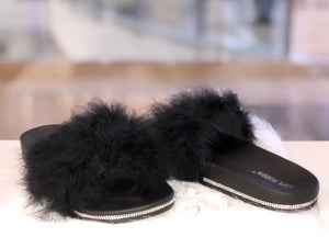 Fur Ever With You Flats