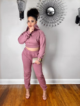 Load image into Gallery viewer, Princess Cindhy Two Piece Hoody Set
