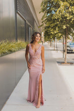 Load image into Gallery viewer, Copy Me Crochet Maxi Dress