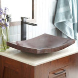 Copper Vessel Sink