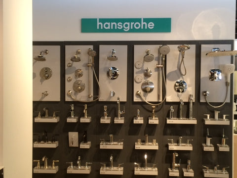 Hansgrohe is gaining popularity in the marketplace as the leader in showering technology.  Come see all the unique design and showering options available from HansGrohe and Axor!