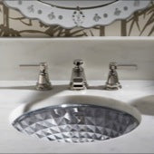 Kallos Undermount Glass Sink