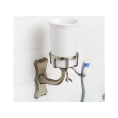Ginger Circa Tumbler w/Toothbrush Holder 0733-26