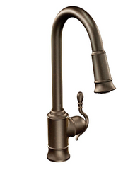 Moen Woodmere Kitchen Faucet S7208ORB