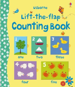 Lift the Flap Book- Counting Book
