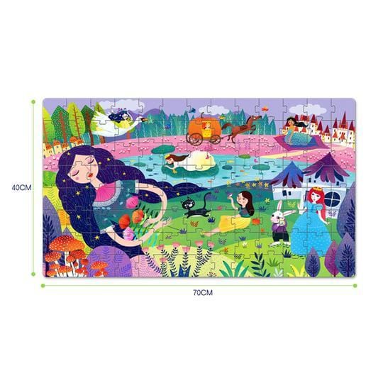 Sleeping Beauty Puzzle