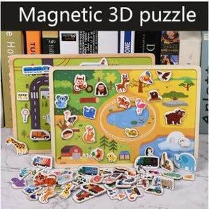 Magnetic Board Scene Maker