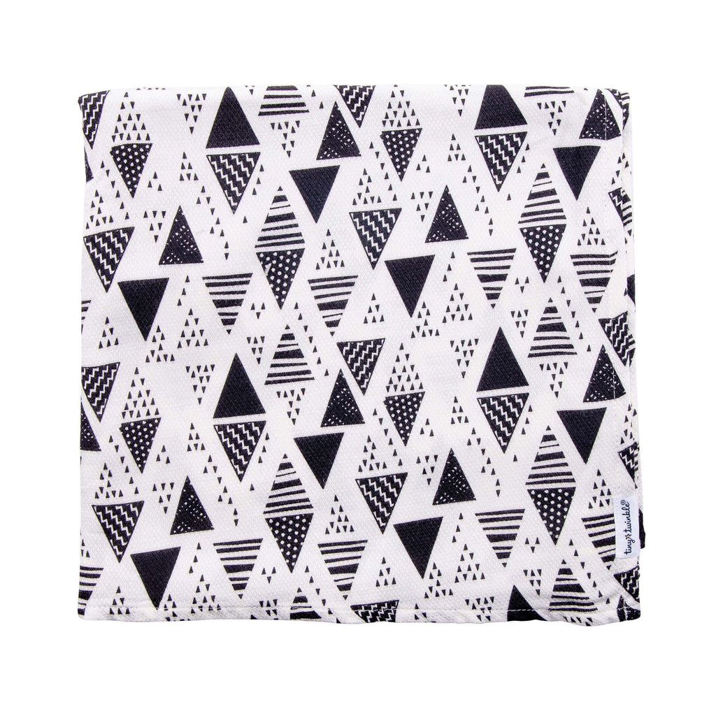 Swaddle Blanket - Triangles