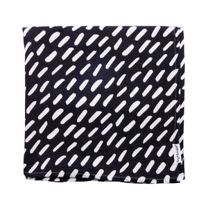 Swaddle Blanket  3Pack  - Black & White Set
