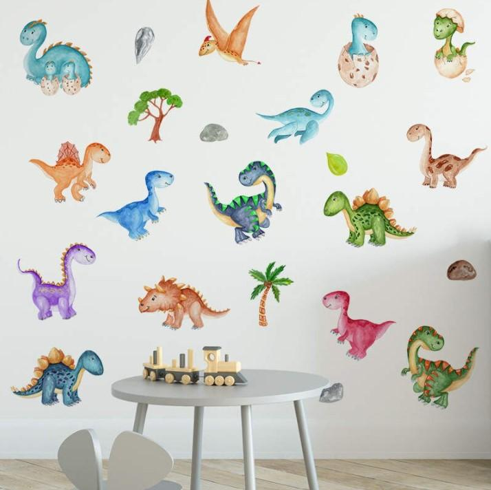 Dino Wall Decals