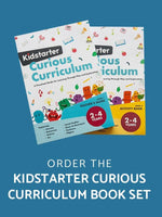 Curious Curriculum Book