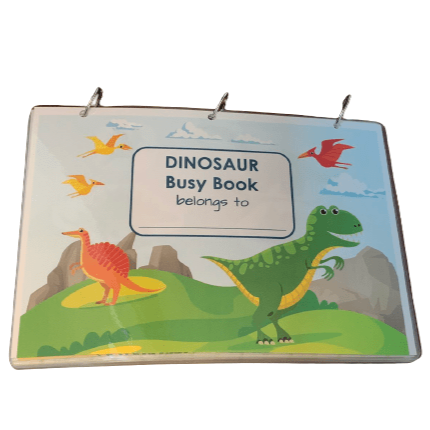 Busy Book Dino Toddler