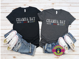 CHAMPA BAY (VNECK OR CREW)