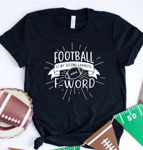 Football- my other favorite F word