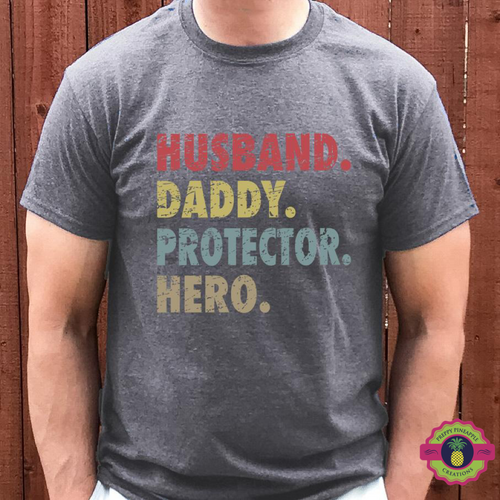 HUSBAND.DADDY.HERO