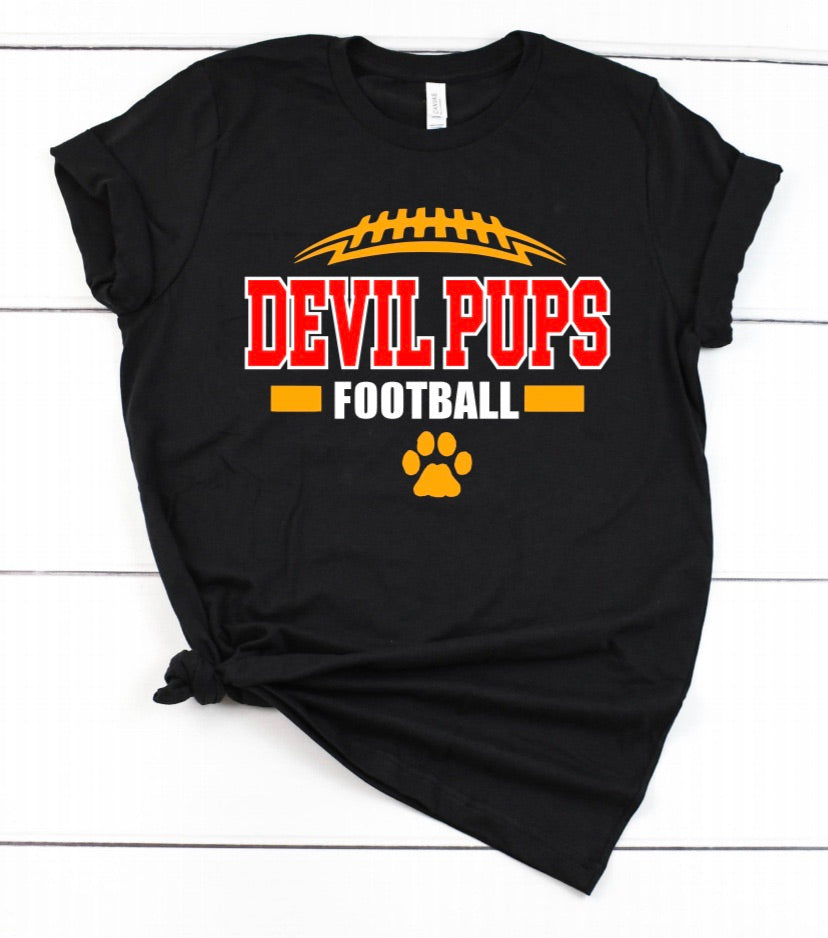 Devil pups tshirt
