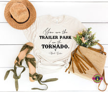 Load image into Gallery viewer, TRAILER PARK/TORNADO-BETH DUTTON